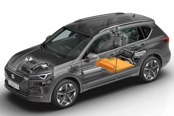 SEAT Tarraco FR PHEV Concept Car 13 HQ
