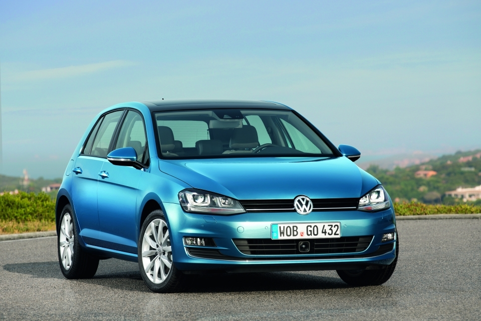 Golf 7 Car of the Year 2013 3