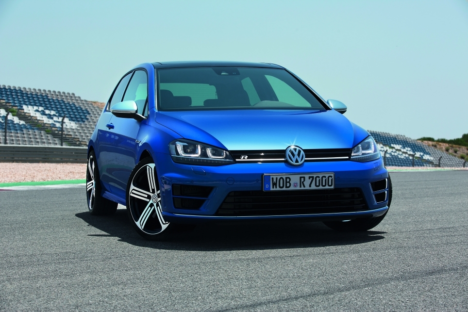 Golf  R Volkswagen 1