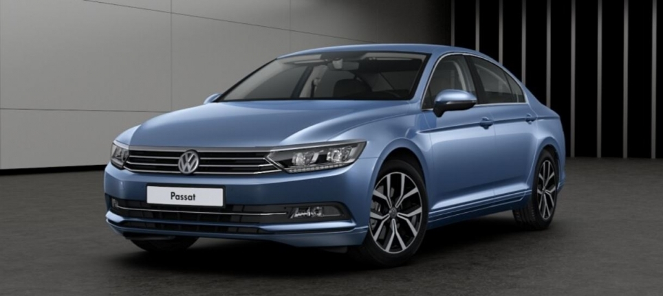 bd passat connect
