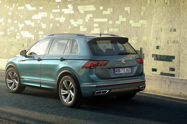 Restylage Tiguan 2020 2