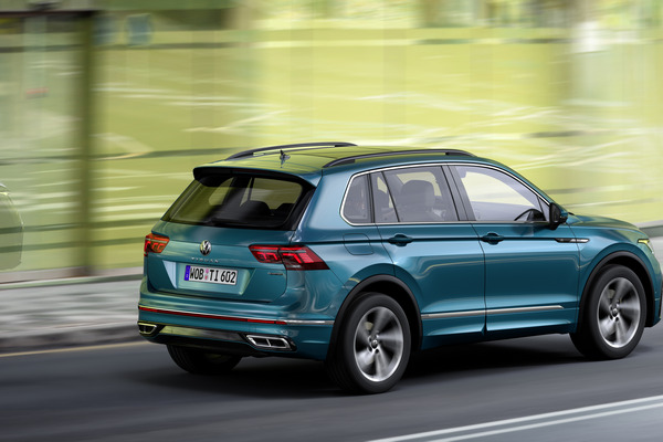 Restylage Tiguan 2020 4