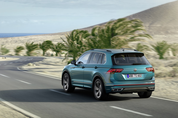 Restylage Tiguan 2020 5
