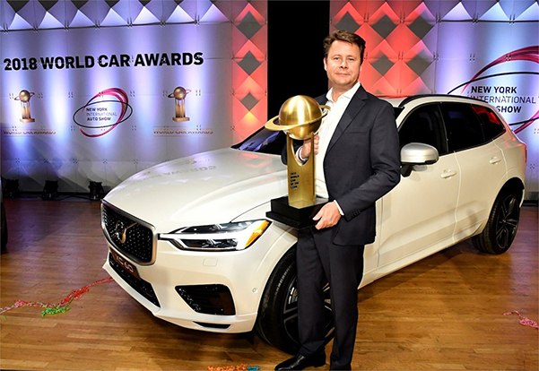 Volvo XC 60 car mondial of the year 2018 1