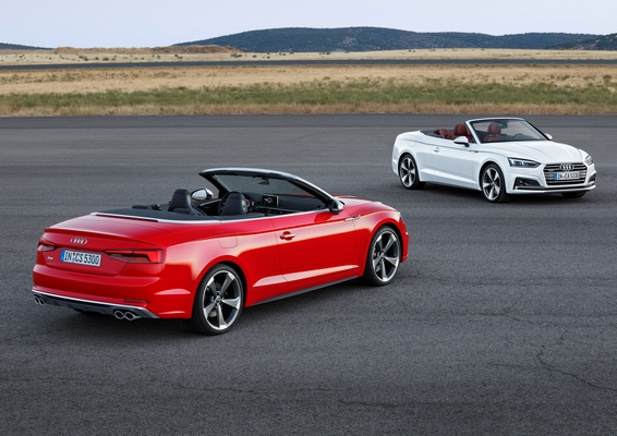 Audi A5 S5 Cabriolet 7
