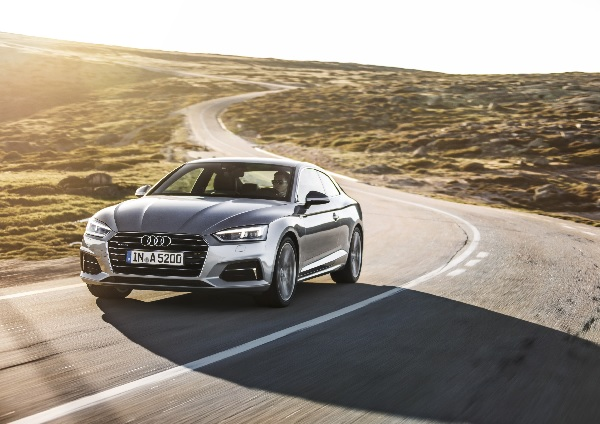 Audi A5 Coupe 2016 31