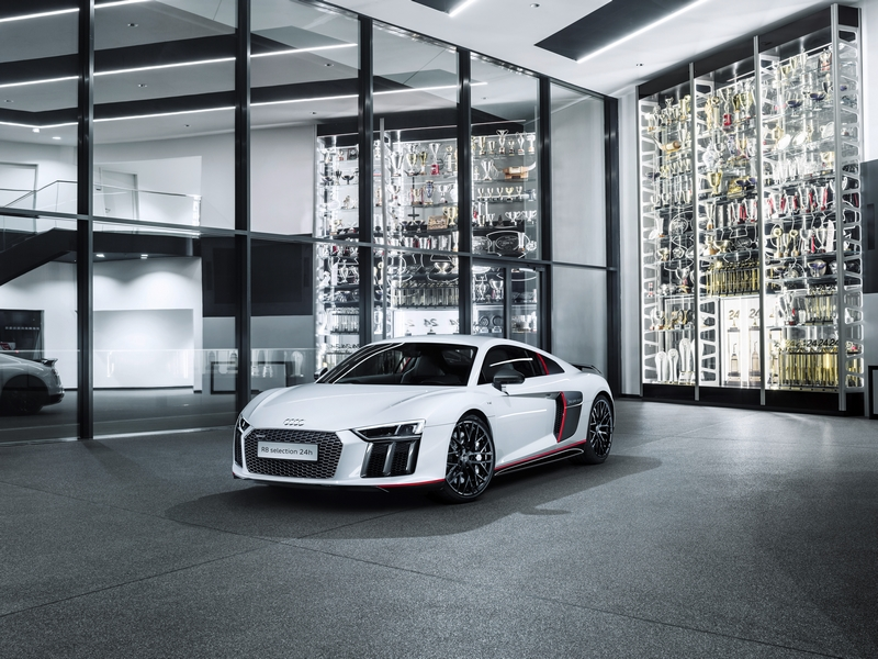 Audi R8 Coupe V10 plus selection 24h 2