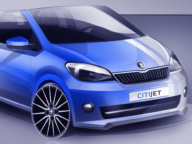 Skoda Citijet Worthersee 2014 presentation