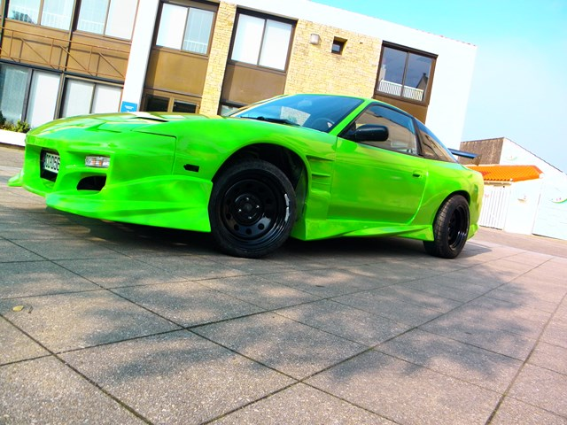 Nissan 200 SX Drift Spirit 3