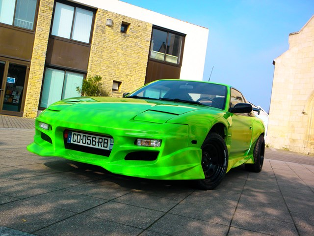 Nissan 200 SX Drift Spirit 4