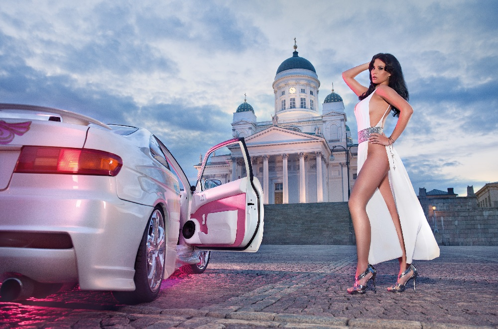 Calendrier Miss tuning 2013