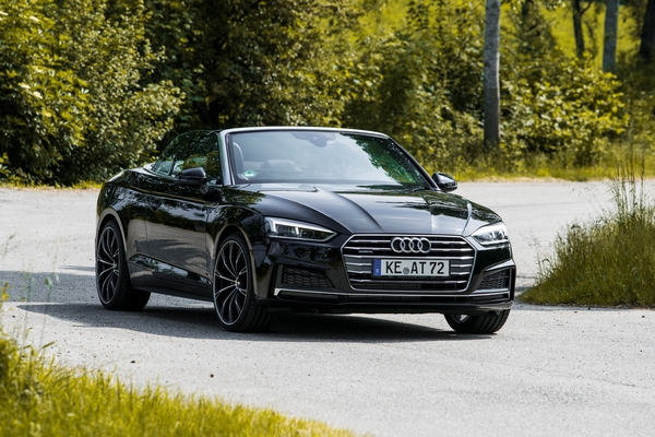 ABT Sportsline Audi A5 Cabriolet 2017 1