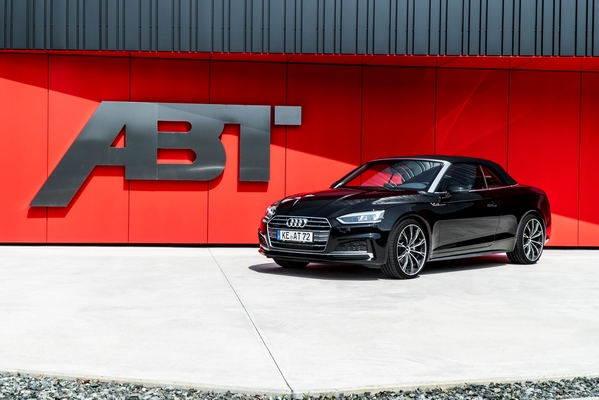 ABT Sportsline Audi A5 Cabriolet 2017 6