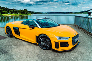 ABT R8 Spyder Race Kit panorama 3int