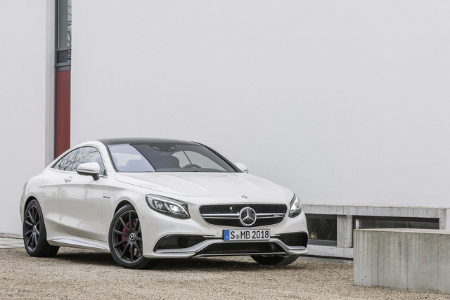 Mercedes Classe S 63 AMG Coupe 7