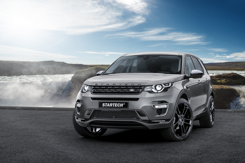 Land Rover Discovery Sport Startech 1