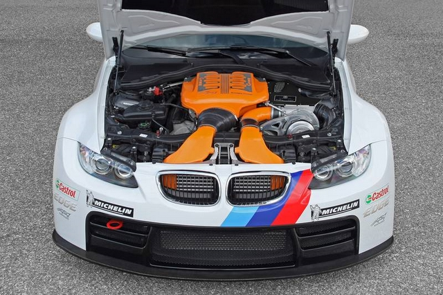 BMW GT2 R G Power  720 Ch 4
