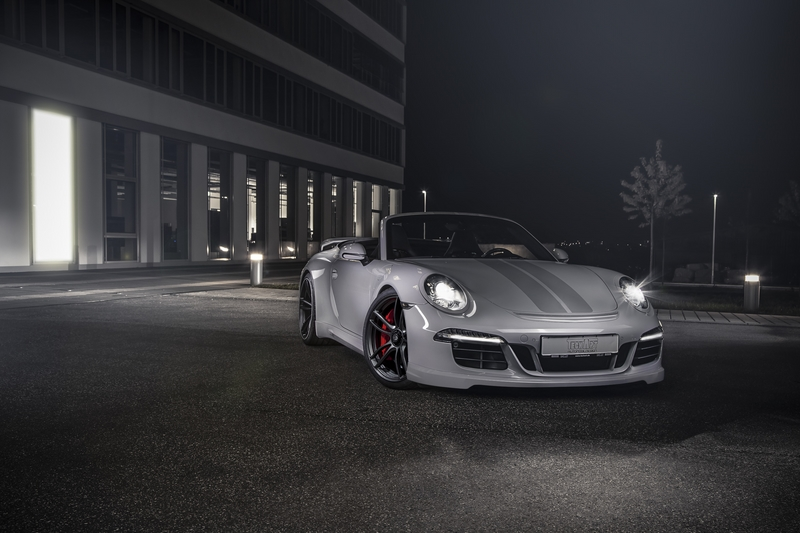 TECHART for 911 GTS front