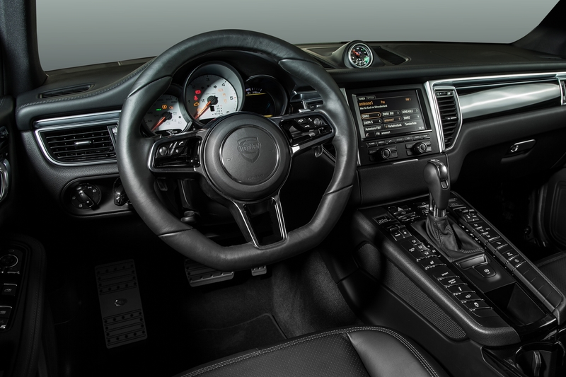 TECHART Interior for Porsche Macan 1