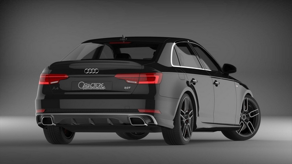 Audi A4 2016 By Caractere Performance 1