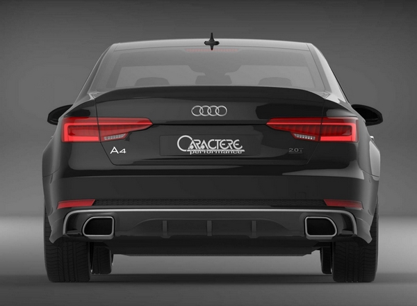 Audi A4 2016 By Caractere Performance 2