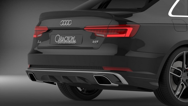 Audi A4 2016 By Caractere Performance 4
