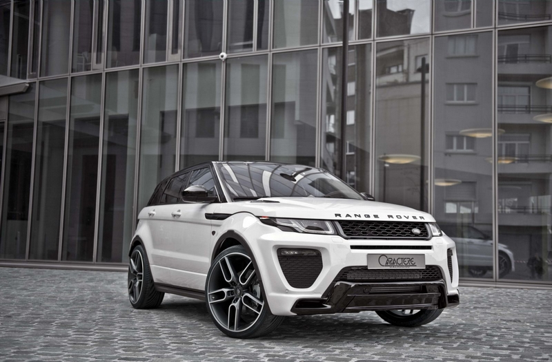 Range Rover Evoque 2016by Caractere Exclusive 1