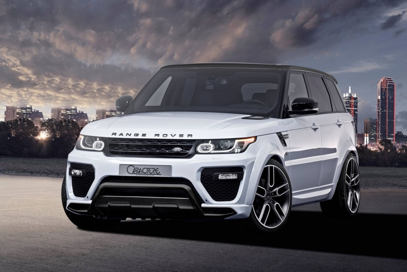 Range Rover Sport By Caractere Exclusive 6