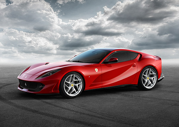 Ferrari 812 Superfast 2017 1