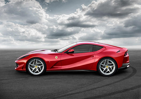 Ferrari 812 Superfast 2017 6