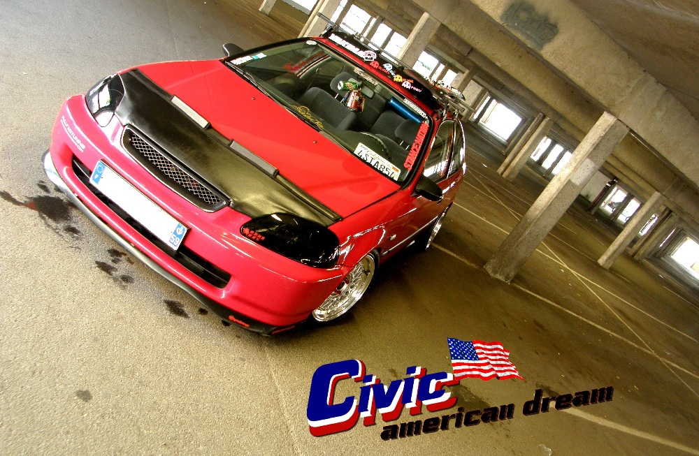 civic cover