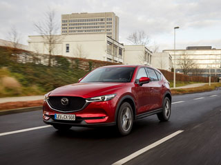 2021 Mazda CX 5 Soul Red Crystalcov