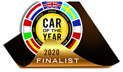 Logo Car Of The Year cov